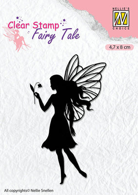 Nellie's Choice - Clear Stamp Fairy Tale - 7
