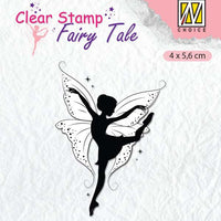 Nellie's Choice Clear Stamp Fairy Tale - 11