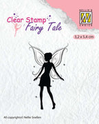 Nellie's Choice Clear Stamp Fairy Tale - 13