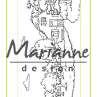 Marianne Design Clear Stamps Hetty's on the Farm