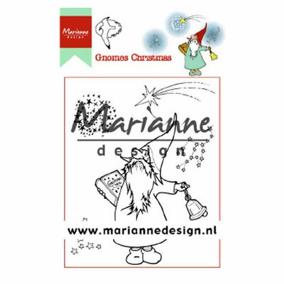 Marianne Design Stamps Hetty's Gnomes Christmas