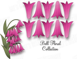 Dee's Distinctively Dies - Bell Floral 2