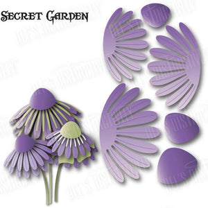 Dee's Distinctively Dies - Secret Garden Flower