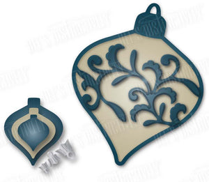 Dee's Distinctively Dies - Lena Ornament Lg