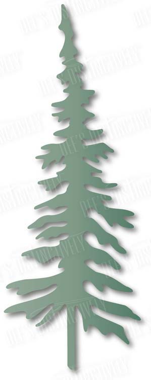 Dee's Distinctively Dies - Red Spruce 1