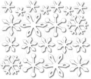 Dee's Distinctively Dies - Mini Snowflakes