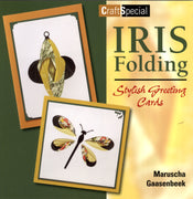 Iris Folding Stylish Cards - Book