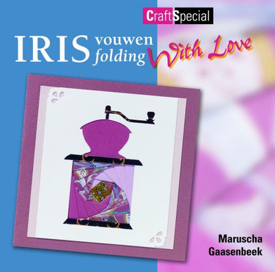 Iris Folding With Love Book