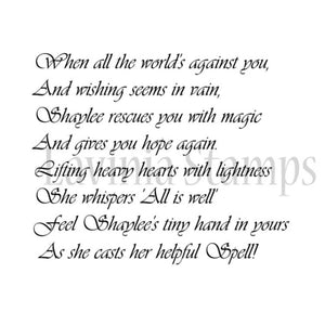 Lavinia Stamps - Shaylees Spell