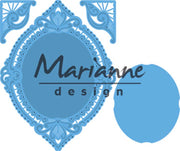 Marianne Design Creatables Petra's Oval & Corners