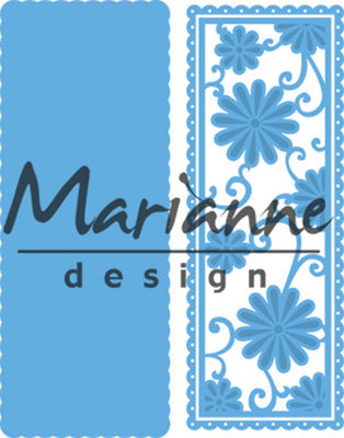 Marianne Design Creatables Anja's Flower Rectangle
