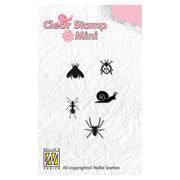 Nellie's Choice - Clear Stamp Critters