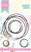 Marianne Design Stamps Doodle circles
