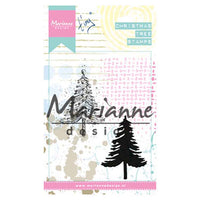 Marianne Design Stamps Tiny's Christmas Tree