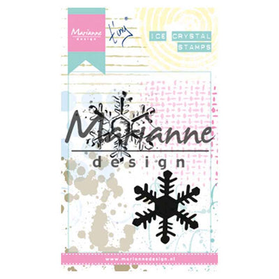 Marianne Design Stamps Tiny's Ice Crystal