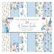 The Paper Boutique Summer Garden 8x8 Paper Pad