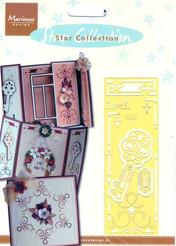 Star Collection Lock & Key