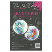 Pink Ink Designs A5 Clear Stamp Sea Nymph