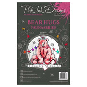 Pink Ink Designs Clear Stamp Bear Hugs