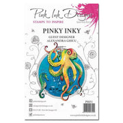 Pink Ink Designs Clear Stamp Pinky Inky
