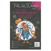 Pink Ink Designs Clear Stamp Henpecked
