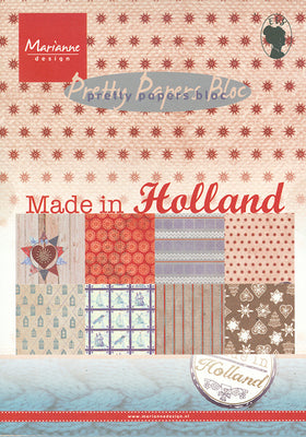 Marianne's Paper Bloc - Made in Holland