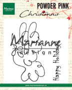 Marianne Design Stamps Peace Dove