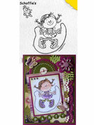 Clear Stamps - Schoffie's Skipping