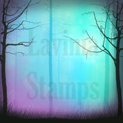 Lavinia Papers - Turquoise Glow 6 x 6
