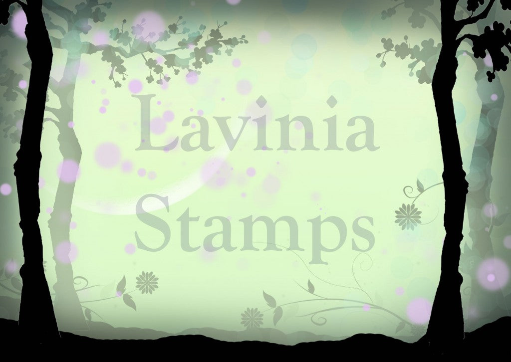 Lavinia Papers - A Woodland Walk A6