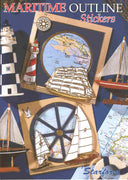 Maritime Outline Sticker Book