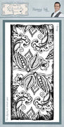 Creative Expressions - Clear Stamps - Henna Ink
