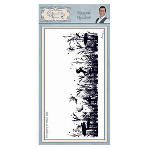 Creative Expressions - Clear Stamps - Magical Meadow DL