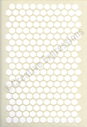 Creative Expressions Stencils Collection - Honeycomb