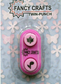 Mini Twin Punch - note/maple leaf