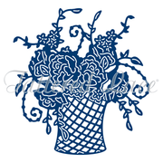 Tattered Lace Die - Floral Vase
