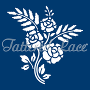 Tattered Lace Die - Flowers and Ferns
