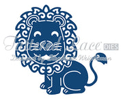 Tattered Lace Die - Lion