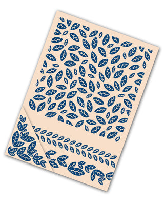 Tattered Lace - Embossing Folders - Autumn Leaves