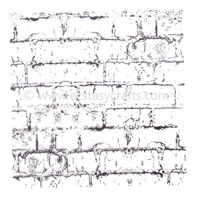 Texture Clear Stamp - Bricks