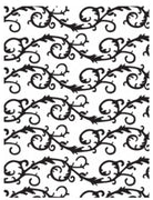 Embossing Folder - Holy Flourish 4 x 6