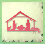 Ultimate Crafts Dies - Silent Night Collection - Silent Night