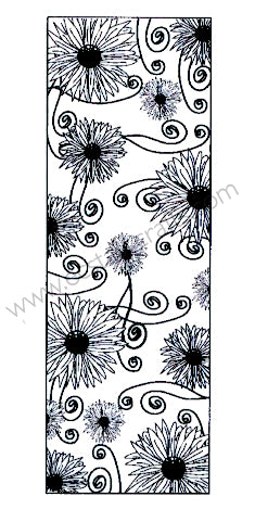 Sue Wilson - Stamps - Daisy Striplet