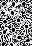 Sue Wilson - Stamps - Daisy Illusion Background