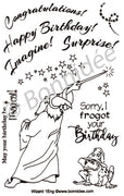 Bonnidee Stamps - Eng Wizard