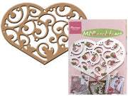 Marianne Design - MDF Heart
