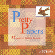 Pretty Papers (32 sheets) Autumn