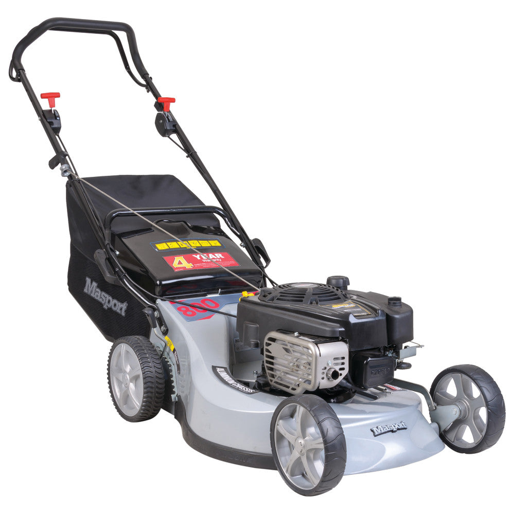 Masport 800AL S21 3n1 SPV IC Lawnmower