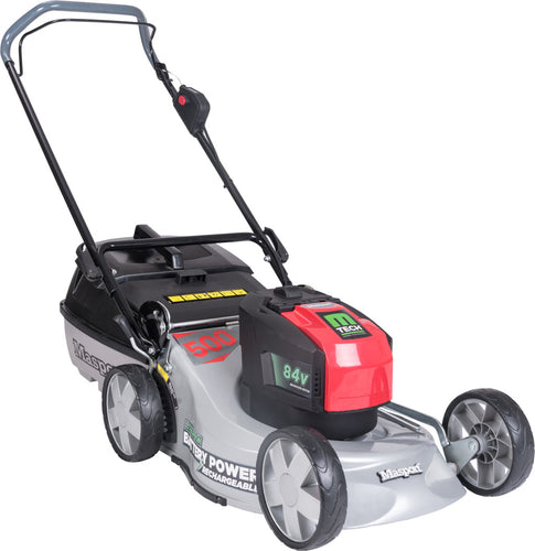 Masport 500 AL S18 2n1 84V 1.5kW Lawnmower