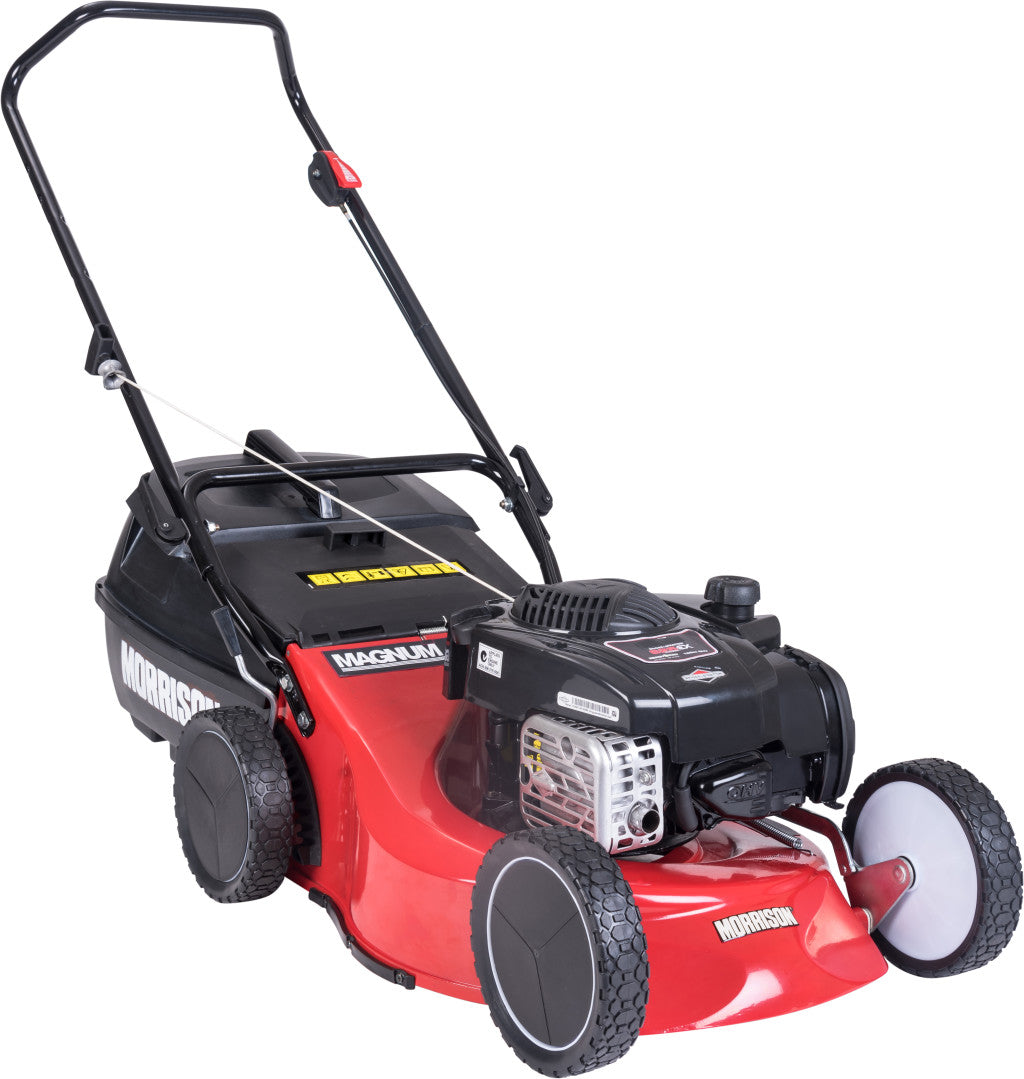 Morrison Magnum Lawnmower